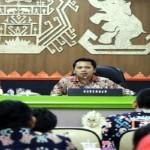 """Gubernur Lampung ancam berikan punishmen bagi """"PNS bandel"""""""