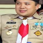 Adhyaksa Dault Akan Kukuhkan Mapida Pramuka Lampung