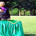 Gubernur Lampung M. Ridho Ficardo Dikukuhkan Sebagai Warga Kehormatan Resimen Mahasiswa
