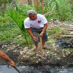 Warga Bandarlampung Gotong-royong Antisipasi Banjir