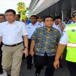 Ini harapan Mentri Perhubungan bagi Bandar Raden Inten II Lampung Selatan