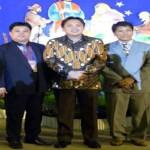 Gubernur Lampung Ajak Umat Kristiani Jalin Kerukunan Antar Umat Beragama