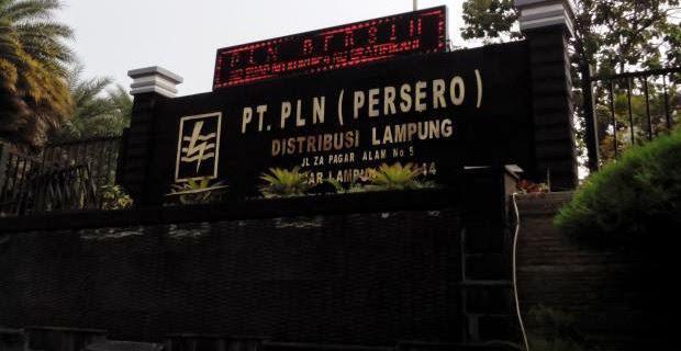 PLN-Distribusi-Lampung