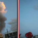 Pesan Perdamaian Dari Foto Peledakan di Yaman dan Palestina