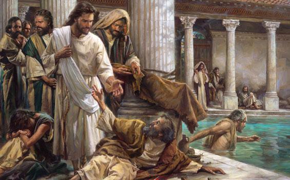 Yesus-menyembuhkan-pada-hari-Sabat