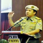 M Rihdo Ficardo dikukuhkan menjadi anggota kehormatan keluarga besar FKPPI Provinsi Lampung