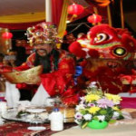 Melihat Kemeriahan Perayaan Cap Go Meh di Mahan Agung
