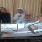 Mgr. Emeritus Keuskupan Tanjungkarang Andreas Hendri Soesanta, SCJ masuk rumah sakit