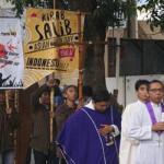 Estafet Kirab Salib AYD 2017 Di Semarang