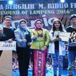 Seni musik turut ambil andil bagi pembangunan di Lampung