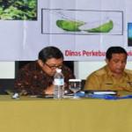 Provinsi Lampung memiliki tujuh komoditas unggulan perkebunan