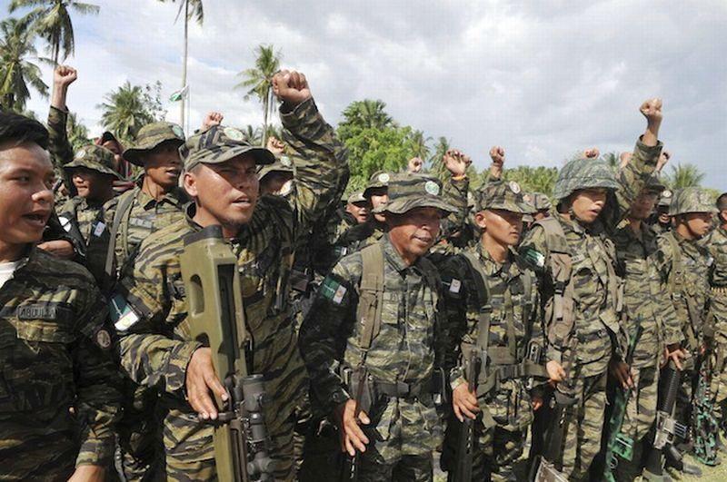 Kelompok militan Abu Sayyaf. (Foto: Reuters)