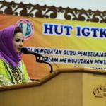 """Bunda Paud Provinsi Lampung : """"Stop kekerasan pada anak"""""""