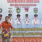 Gubernur Lampung buka rapat koordinasi APEKSI wilayah II Sumatera Bagian Selatan