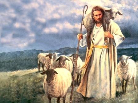 Ilustrasi Yesus. Sumber : google