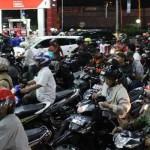 Mudik, Konsumsi BBM Terbanyak di Jateng, Sumbar, dan Lampung