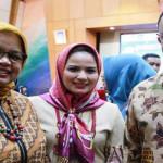 Aprilani Yustin Ficardo Ikuti Seminar Internasional PAUD