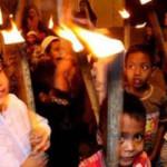 OMK Turut Memeriahkan Malam Takbiran di Kupang