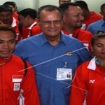 Atlet Lampung di Kancah Dunia