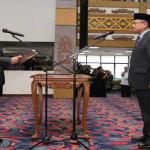 Sutono resmi mejabat Sekertaris Daerah Provinsi Lampung