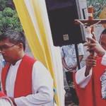 Pemberkatan Pastoran Unit Pastoral Rumbia