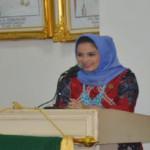 Ini Pesan Aprilani Yustin Ficardo untuk BKOW Provinsi Lampung