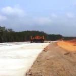 Provinsi Lampung Kejar Target Penyeselaian Pembangunan Jalan Tol Trans Sumatera