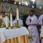 Tahbisan Imam OFM Ruteng