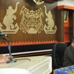 Bachtiar Basri Beberkan Program Unggulan di hadapan rombongan anggota Komisi V DPR RI