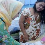 Yustin Ridho Ficardo Berencana Melakukan Proses Persalinan di Rumah Sakit Abdoel Moeloek Bandar Lampung