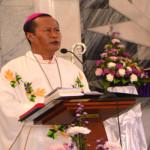 Uskup Keuskupan Tanjungkarang Mgr Yohanes Harun Yuwono Pimpin Langsung Misa Requiem RD Vincent Le Baron, MEP