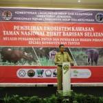 Jaga Kelestarian Flora dan Fauna dari Kepunahan, Pemprov Lampung Beri Perhatian Khusus Kawasan TNBBS