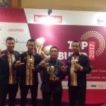 Gubernur Lampung Pembina BUMD Terbaik, PT LJU Raih Tiga Penghargaan