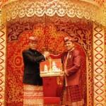 Gubernur Ridho: Keluhuran Adat dan Budaya Membuat Lampung Harmonis