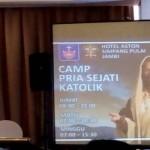 Camp Pria Sejati Katolik Jambi