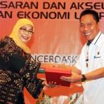 BPS Sosialisasi Hasil Pendaftaran Usaha/Perusahaan Sensus Ekonomi 2016 tingkat Provinsi Lampung