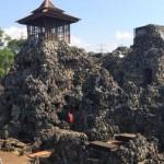 Gua Sunyaragi, Tempat Mandi Gangga 3 Kesultanan Cirebon
