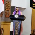 Ketua Tim PKK Provinsi Lampung Yustin Ficardo Apresisasi IBI