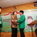 Gubernur Ridho Ajak PPP Jaga Stabilitas Politik Lampung