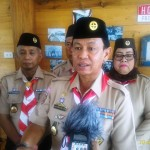 Kwarda Gerakan Pramuka Provinsi Lampung Akan Terlibat Pembangunan 1.000 Unit Jembatan Gantung