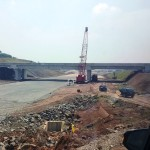 Jalan Tol Trans Sumatera Ruas 0-38 KM Rampung 85%