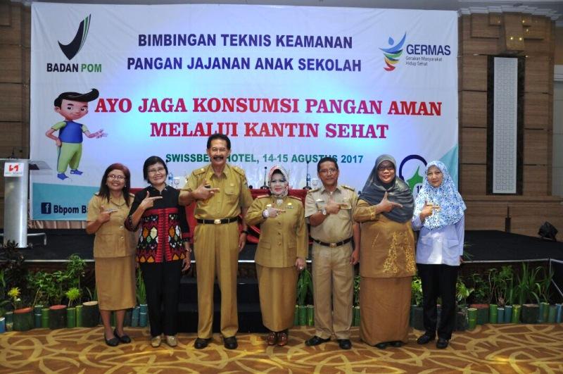 Acara fasilitasi tindak lanjut kelompok kerja dan rencana aksi daerah perlindungan dan pemberdayaan perempuan dan anak dalam konflik sosial Provinsi Lampung, di Ruang Wayhalim Hotel Horison, di Bandarlampung, Selasa 15 Agustus 2017