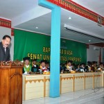 Gubernur Ridho Dorong Unila Unggul dan Bereputasi Internasional