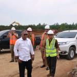 KSP Dukung Penyelesaian Dana dan Lahan Jalan Tol Trans Sumatera