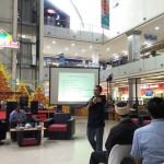 Dua Jurnalis Senior Lampung, Berikan Kursus Singkat ke Nominator Lomba Menulis Esai