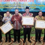 Lampung Masuk 12 Besar Terbaik Nasional Tindak Lanjut Hasil Pemeriksaan