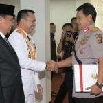 Gubernur Serahkan DIPA APBN 2018 Sebesar Rp9,674 Triliun