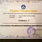 Terbaik 3 Nasional Kelola Dekon, Dana SMA/SMK Lampung Naik Rp192 Miliar