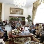 Komisioner KPU Lampung Lakukan Coklit di Rumah Dinas Gubernur M.Ridho Ficardo