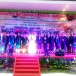 Polda Lampung Gelar Perayaan Natal Bersama